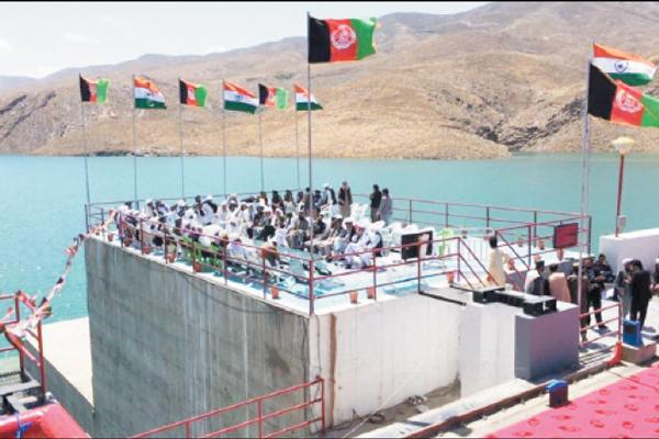 تجارت- فردا-  مراسم افتتاح سد سلما (سد دوستی افغانستان و هند) با حضور نخستوزیر هند و رئیسجمهور افغانستان