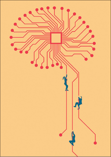 تجارت فردا- جنگ مغزها