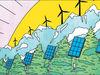 اسکناس پشتسبز برای محیط زیست