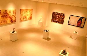 صد سال هنر نوگرا و معاصر ایران روی دیوارهای یک گالری