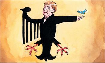 آلمان محکوم به رهبری اروپاست