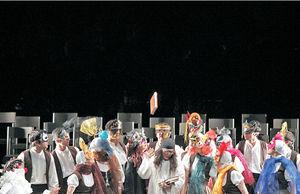 بیضایی با «مجلس ضربت زدن» در تئاتر شهر