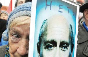 روسیه بین هرج و مرج و دیکتاتوری