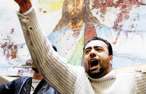 حمله به مسیحیان قاهره