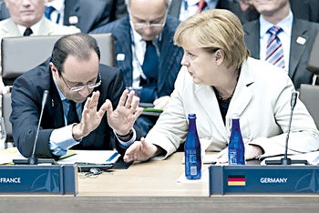 جاسوسی در آلمان