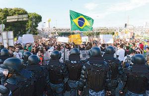 فرودستان علیه جام جهانی