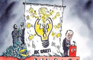 فساد در ترکیه