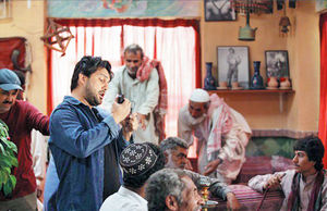 آرایش غلیظ در سینمای ایران