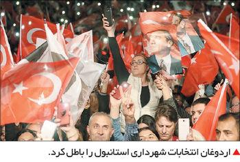 ابطال انتخابات استانبول، سیلی به دموکراسی