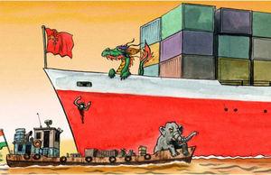 هند و چین: دوست، دشمن، رقیب، سرمایهگذار