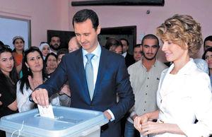 بشار اسد ۸۸ درصد