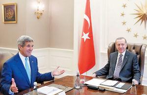روابط مبهم ترکیه و داعش