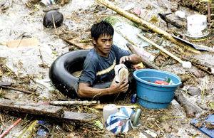 توفانی که فیلیپین را نابود کرد