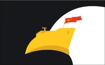 چین در برابر آمریکا