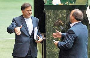 استیضاح ناکام دو وزیر