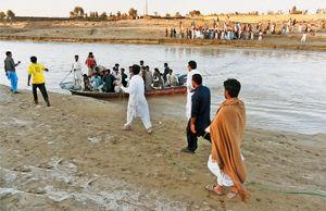 بلوچستان غرق آب