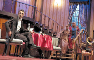 ترافیک ستارههای سینما در تئاتر